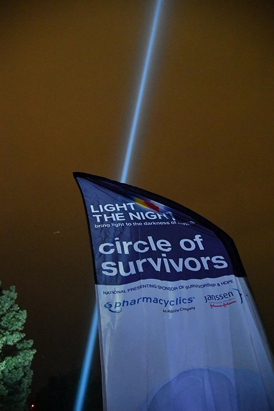 professional event planners cleveland ohio | circle of survivors banner