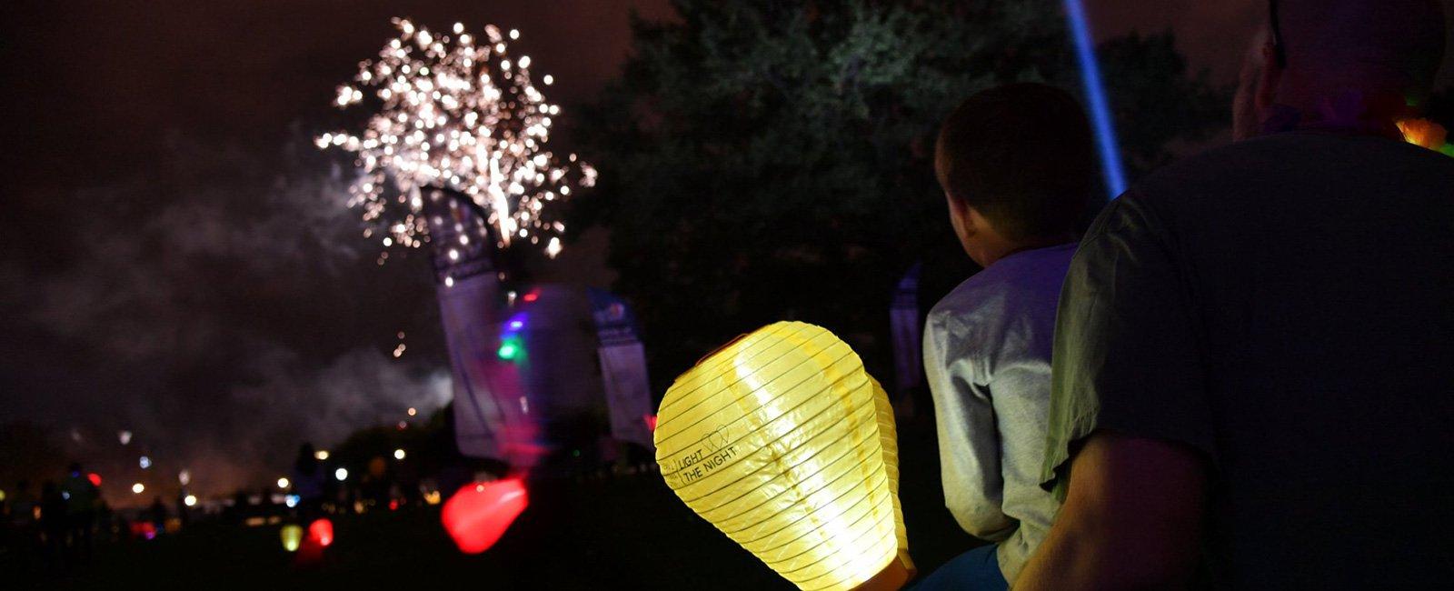 Leukemia Lymphoma Society | Light The Night 2018