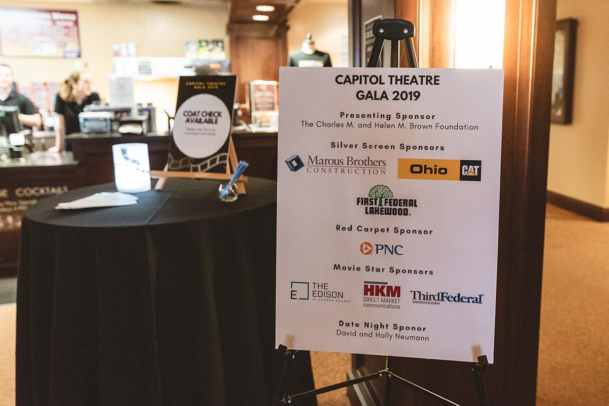 capacity building non-profit organizations | capitol theatre gala 2019 sponsors