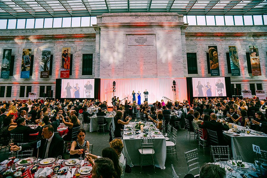 fundraising events for non-profits | 2019 heart and stroke ball main stage