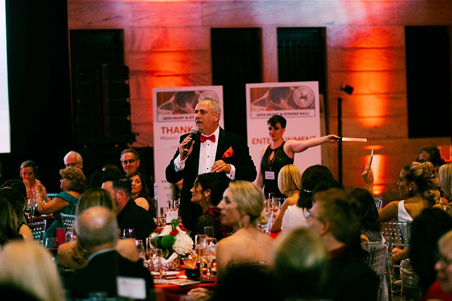event planning services | 2019 heart and stroke ball silent auction