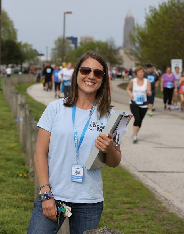 nonprofit event planning | erin huber, executive director, drink local drink tap
