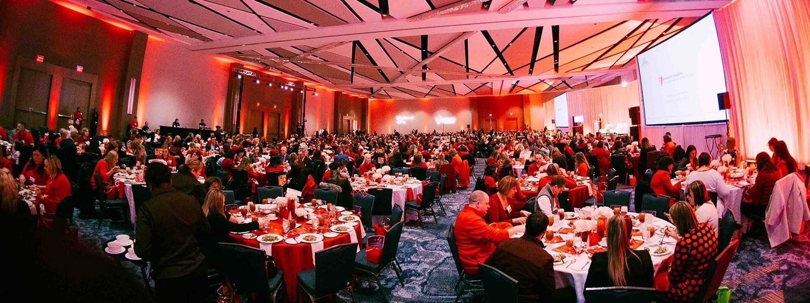 American Heart Association | 15th Anniversary Go Red for Women Luncheon