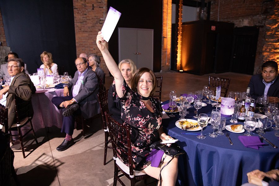 nonprofit event planning | Cleveland hearing and speech center fall benefit 2018